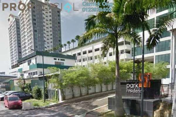 For Sale Condominium at Park 51 Residency, Petaling Jaya Freehold Unfurnished 3R/2B 580k
