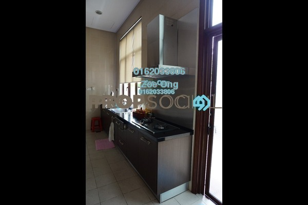 For Sale Bungalow at Bukit Tunku, Kenny Hills Freehold Semi Furnished 6R/7B 9m