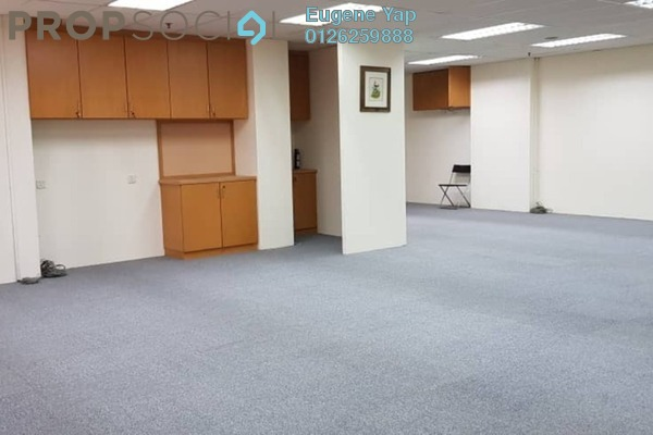 For Sale Office at Plaza Mont Kiara, Mont Kiara Freehold Fully Furnished 1R/1B 1.26m