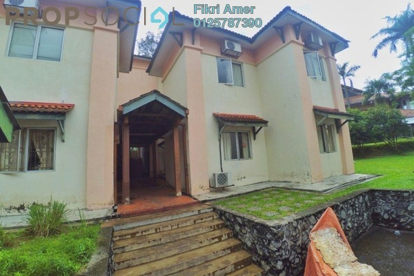 For Sale Condominium at Saujana Impian, Kajang Freehold Unfurnished 3R/2B 360k