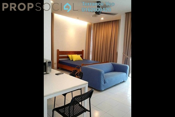 For Sale Serviced Residence at Casa Tiara, Subang Jaya Freehold Semi Furnished 0R/1B 400k