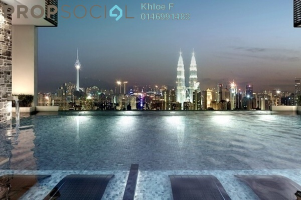 For Rent Condominium at 288 Residences, Kuchai Lama Freehold Fully Furnished 1R/1B 650translationmissing:en.pricing.unit