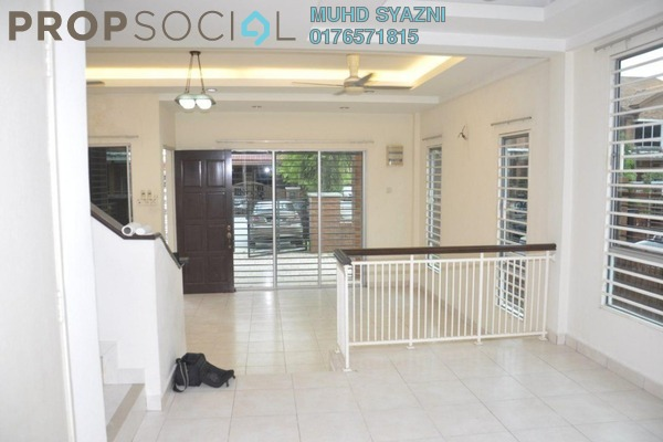 For Sale Terrace at Alam Budiman, Shah Alam Freehold Unfurnished 4R/4B 630k