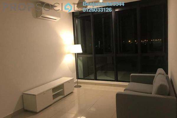 For Rent Condominium at H2O Residences, Ara Damansara Freehold Fully Furnished 3R/2B 2.5k