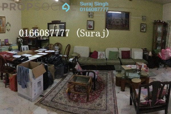 For Sale Terrace at Taman Desaria, Bandar Sunway Leasehold Semi Furnished 4R/3B 620k