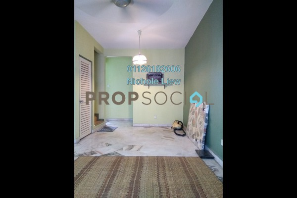 For Sale Terrace at Saujana Impian, Kajang Freehold Semi Furnished 4R/3B 399k