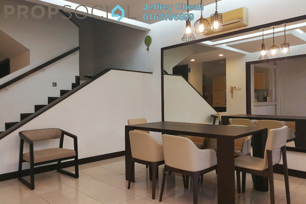 For Sale Terrace at Nadia, Desa ParkCity Freehold Fully Furnished 4R/3B 1.98m