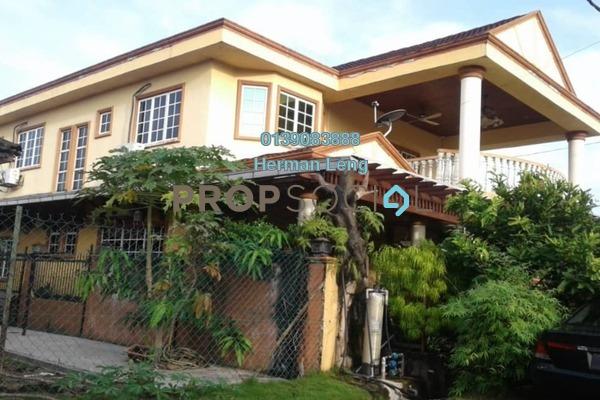 For Sale Bungalow at Kampung Batu Muda, Jalan Ipoh Leasehold Semi Furnished 12R/4B 1.7m