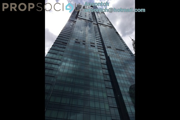 For Sale Condominium at Four Seasons Place, KLCC Freehold Unfurnished 2R/2B 4.24m