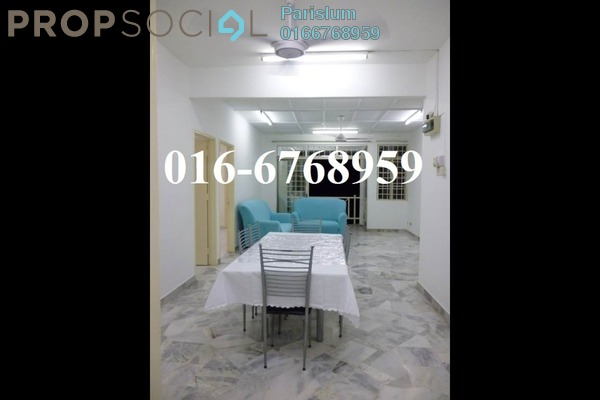 For Rent Condominium at Casa Ria, Cheras Freehold Fully Furnished 3R/2B 1.5k