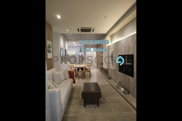 For Sale Condominium at PJS 2, PJ South Leasehold Semi Furnished 3R/2B 510k