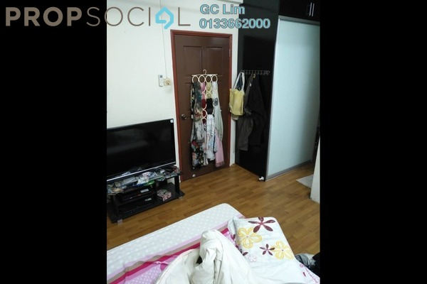 For Sale Condominium at Pandan Villa, Pandan Indah Freehold Semi Furnished 3R/2B 395k