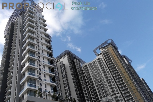 For Rent Condominium at You Vista @ You City, Batu 9 Cheras Freehold Fully Furnished 1R/1B 1.5k