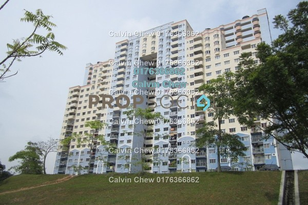 For Sale Apartment at Desaminium Rimba, Bandar Putra Permai Freehold Unfurnished 5R/3B 270k