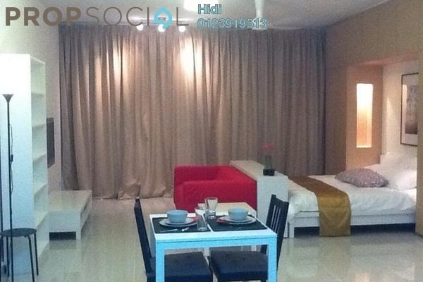 For Sale SoHo/Studio at Oasis Ara Damansara, Ara Damansara Freehold Fully Furnished 1R/1B 520k