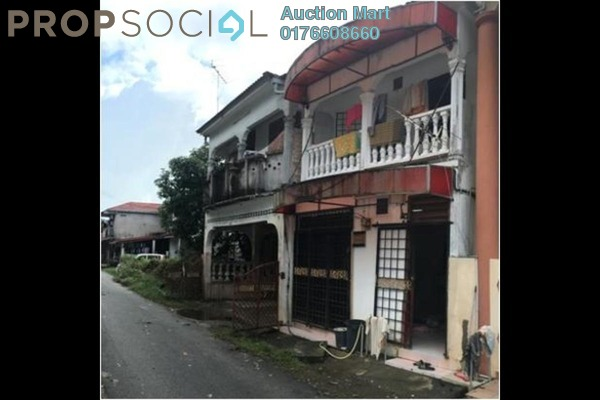 For Sale Terrace at Kampung Tepus, Kelantan Freehold Unfurnished 0R/0B 75k