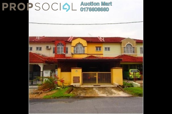 For Sale Terrace at Bandar Puncak Alam, Kuala Selangor Freehold Unfurnished 0R/0B 270k