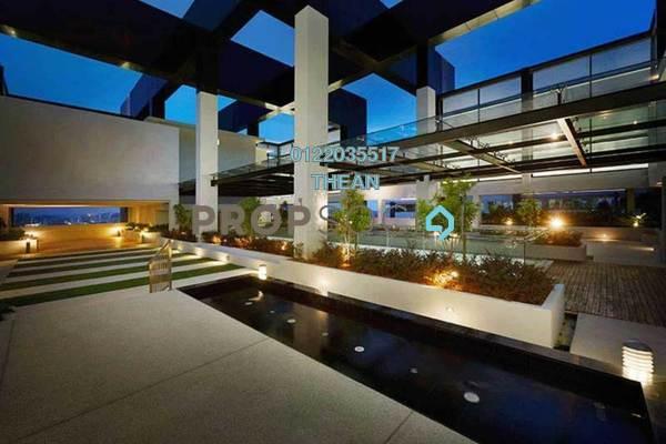 For Rent SoHo/Studio at Atria, Damansara Jaya Freehold Semi Furnished 0R/1B 1.35k