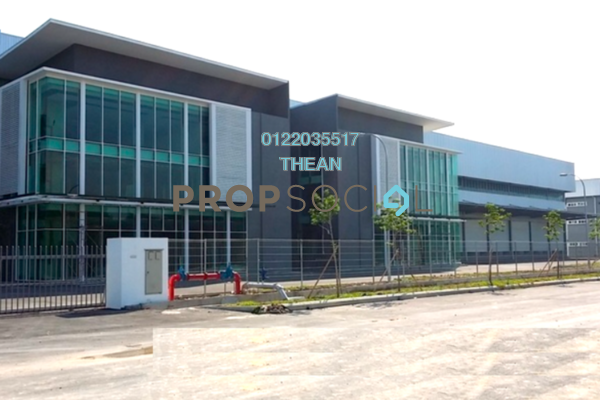 For Rent Factory at North Port, Port Klang Freehold Unfurnished 0R/0B 245k