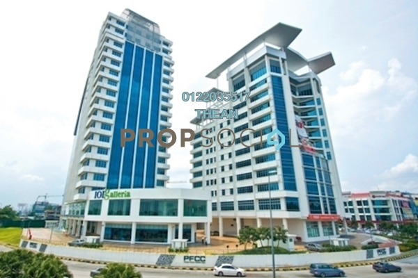 For Rent Shop at PFCC, Bandar Puteri Puchong Freehold Semi Furnished 0R/0B 13k