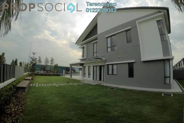For Sale Semi-Detached at Hemingway Residences @ North Haven Coalfields, Sungai Buloh Leasehold Unfurnished 5R/5B 1.08m
