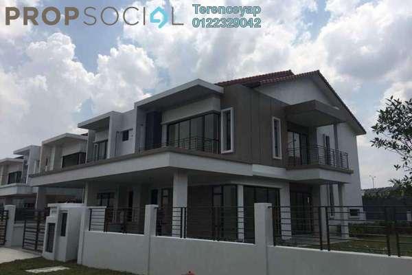 For Sale Terrace at Ixora 2 Residences, Bandar Seri Coalfields Freehold Unfurnished 4R/4B 687.0千