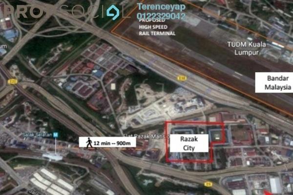 For Sale Shop at Razak City Residences, Sungai Besi Freehold Unfurnished 1R/2B 2.3m