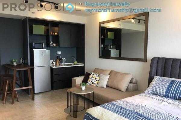 For Rent Serviced Residence at Empire City, Damansara Perdana Freehold Fully Furnished 1R/1B 1.6k