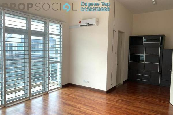 For Rent Townhouse at Laman Rimbunan, Kepong Freehold Semi Furnished 7R/5B 3.8k