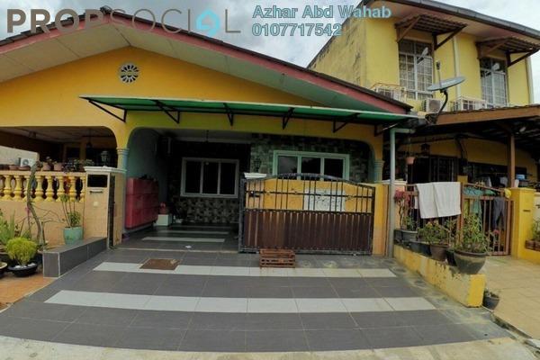 For Sale Terrace at Taman Harmoni Indah, Seri Kembangan Leasehold Semi Furnished 3R/2B 385.0千