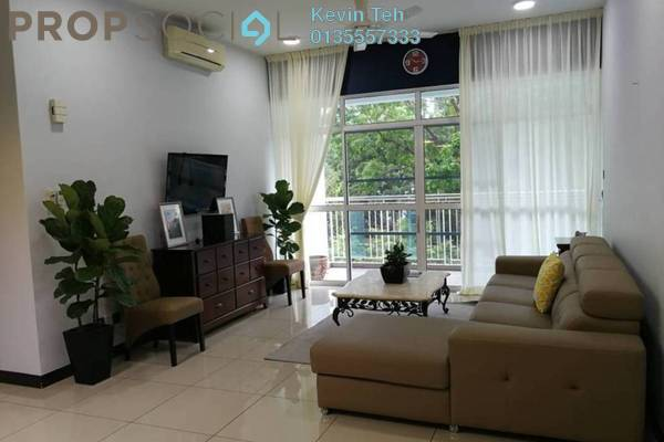 For Sale Condominium at Amaya Saujana, Saujana Freehold Fully Furnished 4R/4B 1.18m