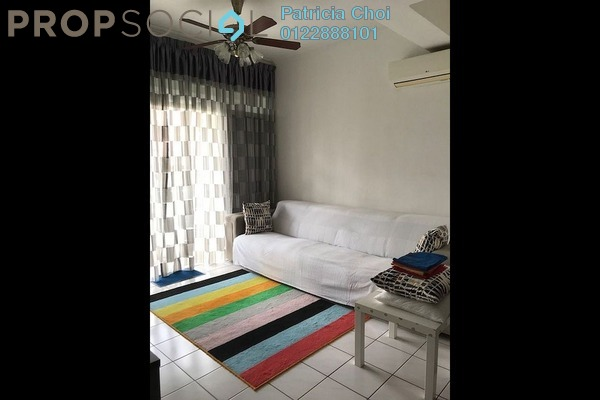For Rent Condominium at 1A Stonor, KLCC Freehold Fully Furnished 2R/2B 3k