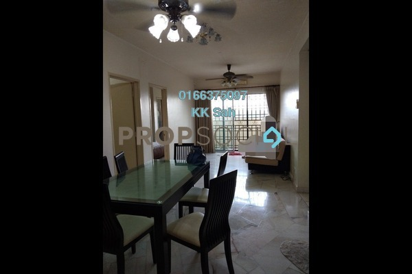 For Rent Apartment at Desaminium Rimba, Bandar Putra Permai Freehold Fully Furnished 5R/3B 1.2k