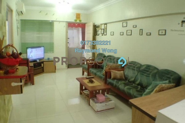 For Rent Apartment at Pandan Cahaya, Pandan Indah Freehold Fully Furnished 2R/1B 850translationmissing:en.pricing.unit