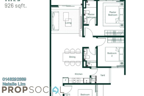 For Sale Condominium at Platinum Splendor Residence, Kuala Lumpur Leasehold Unfurnished 3R/2B 446k