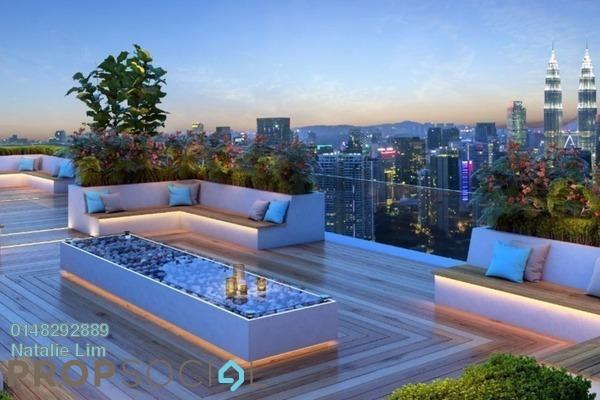 For Sale Condominium at Platinum Splendor Residence, Kuala Lumpur Freehold Unfurnished 4R/2B 503k