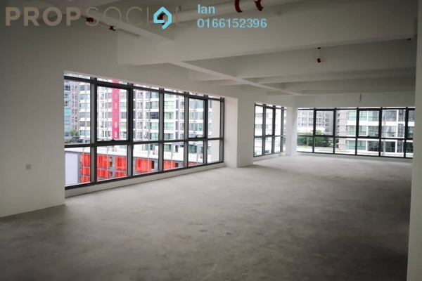 For Rent Office at Sunway VeloCity, Cheras Freehold Semi Furnished 0R/2B 9k