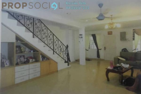 For Sale Link at Taman Cheras Hartamas, Cheras Freehold Semi Furnished 4R/3B 850k