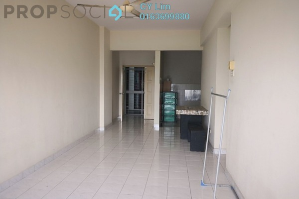 For Rent Apartment at Jalil Damai, Bukit Jalil Freehold Semi Furnished 3R/2B 1k