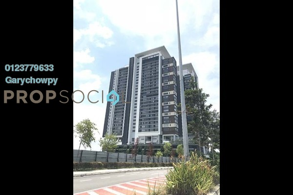 For Sale Serviced Residence at Tropicana Metropark, Subang Jaya Freehold Semi Furnished 1R/1B 306k