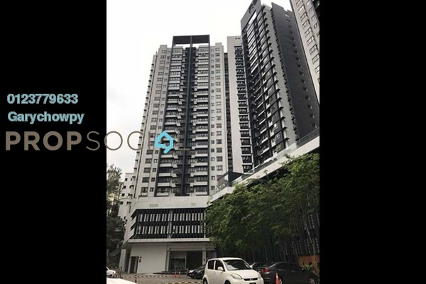 For Sale Condominium at Residence 8, Old Klang Road Freehold Semi Furnished 4R/3B 510k