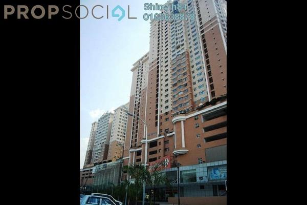 For Rent Condominium at Rhythm Avenue, UEP Subang Jaya Freehold Fully Furnished 2R/1B 1.2k