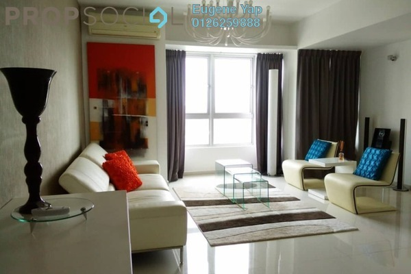 For Rent Serviced Residence at i-Zen Kiara I, Mont Kiara Freehold Semi Furnished 2R/2B 2.5k