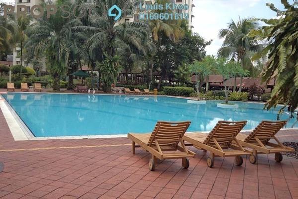 For Sale Condominium at Danau Permai, Taman Desa Freehold Unfurnished 3R/2B 500k