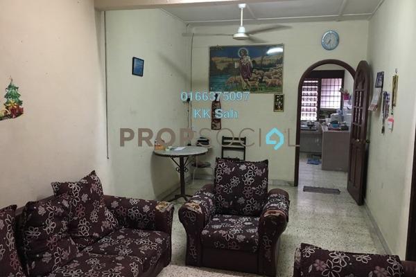 For Sale Terrace at Taman Sentosa, Klang Freehold Semi Furnished 3R/1B 250k