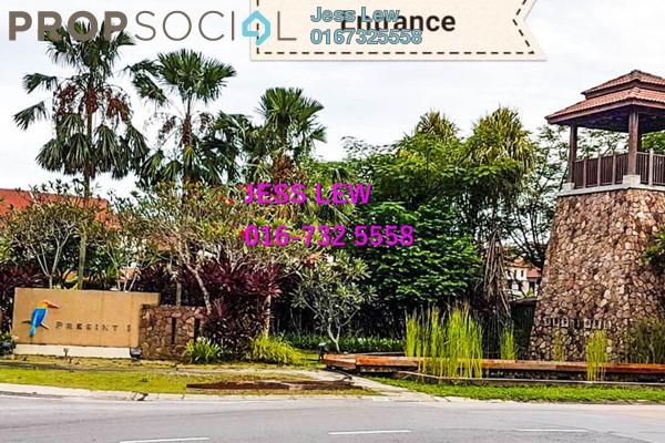 For Sale Terrace at Bandar Nusaputra, Puchong Freehold Semi Furnished 4R/3B 620k