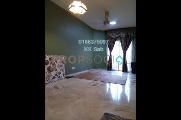 For Sale Terrace at Saujana Impian, Kajang Freehold Semi Furnished 4R/3B 399k