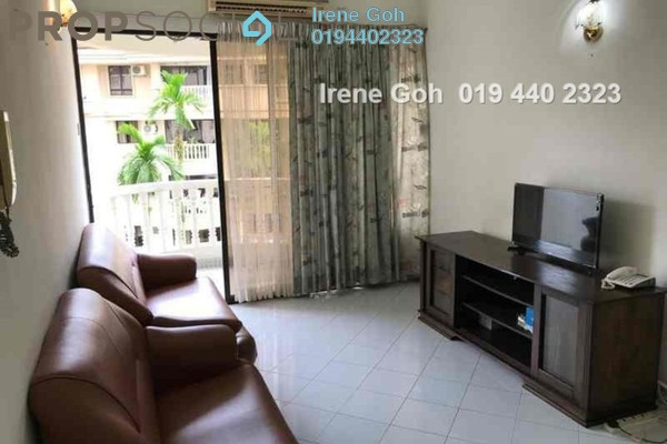For Rent Condominium at Sri York, Georgetown Freehold Fully Furnished 3R/2B 1.6k