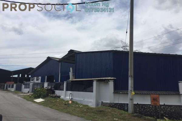 For Sale Factory at Pusat Bandar Rawang, Rawang Freehold Semi Furnished 1R/1B 5.6m