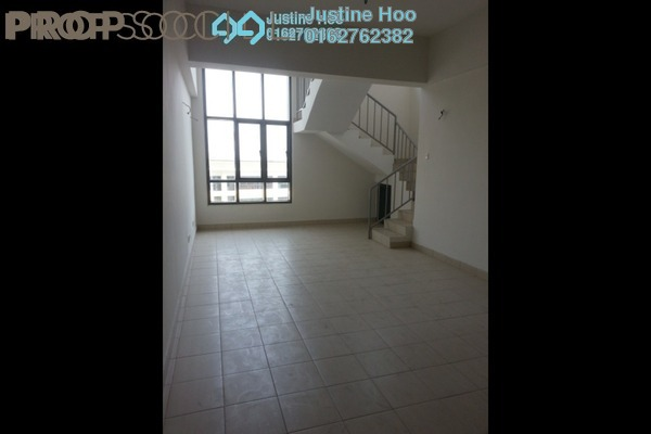 For Rent SoHo/Studio at Setia Walk, Pusat Bandar Puchong Freehold Semi Furnished 2R/2B 2.5k